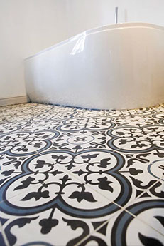 ENCAUSTIC TILES at ASD Surfaces Palm Beach